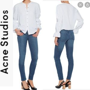 ACNE STUDIOS Flex Row Reform Jeans